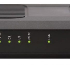 Cisco DPC3010 Cable Modem Front